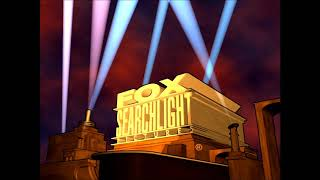 Fox Searchlight Pictures In 1980's Updated Version