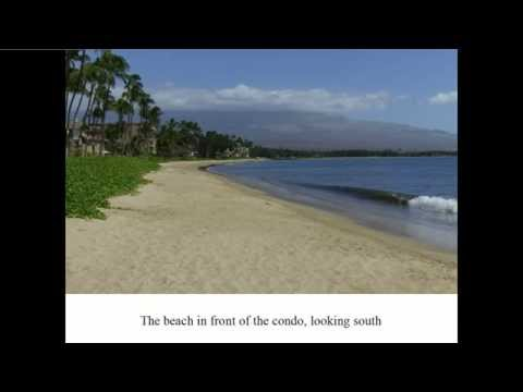 Maui oceanfront condo rental sugar beach #440