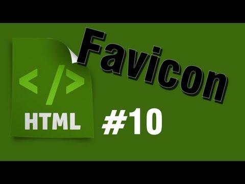 HTML Tutorial 10: Favicon Einbinden [HD] - TutorialChannel