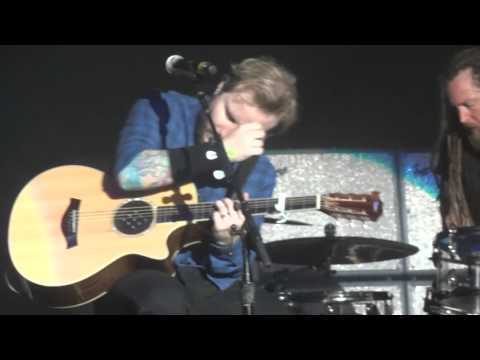 Shinedown - Through The Ghost acoustic  Live Charlotte 7 29 15