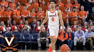 Virginia's Kihei Clark Magnificent in Win Over Boston College