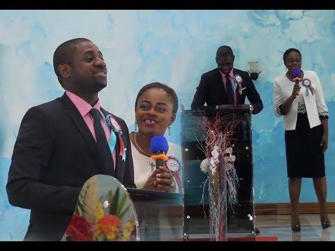 Pasteur Athom's MBUMA '' QUAND DIEU VOUS DESARME  2019 ''