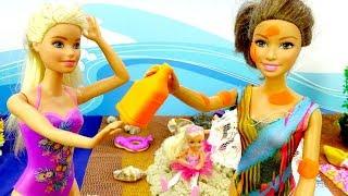 Игры в Барби. Что случилось у Терезы? Видео с игрушками