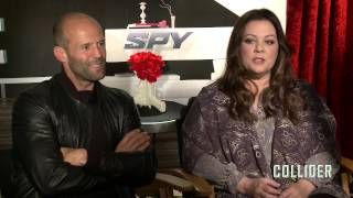 SPY Cast And Director Paul Feig Talk About Their Favorite Terrible Movies