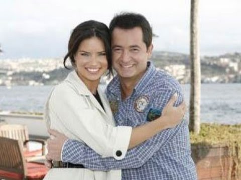 Adriana Lima ve Acun beraber mi?