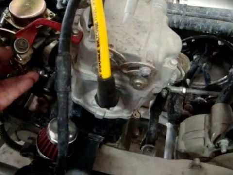 Cold Start Video - HammerHead CN250 (250cc) Fully Modded Engine *7/8