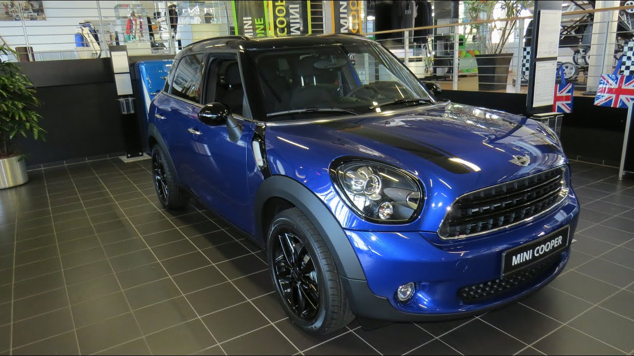 2015 Mini Cooper Countryman R60 Youtube