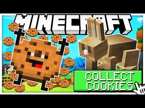 NEW *AUTOMATIC COOKIE GENERATOR* THE BEST GAMEMODE EVER CREATED! | MINECRAFT COOKIE CAMP