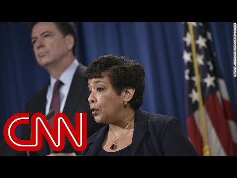House GOP subpoena Comey, Lynch for private depositions