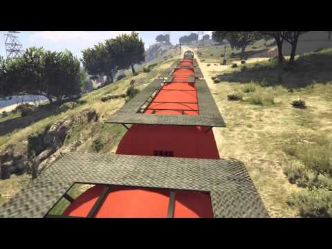 GTA V With The Crew - Deleted Scenes