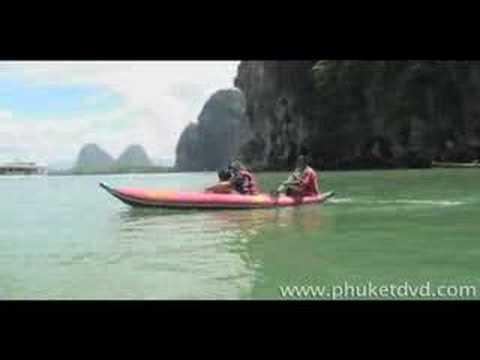 Phuket Thailand Video Guide - chpt 17: Phang Nga Bay
