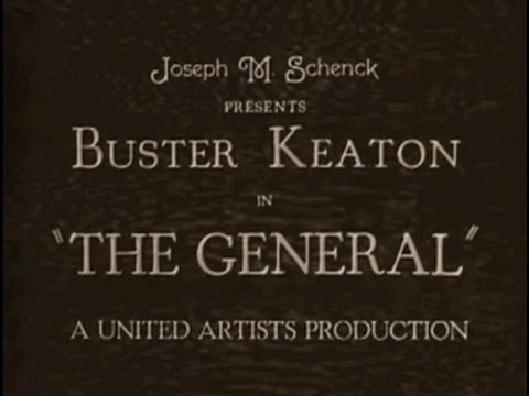 Buster Keaton | The General (1926) [Silent Movie] [Action] [Comedy]