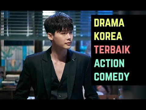 6 Drama Korea Action Comedy Terbaik