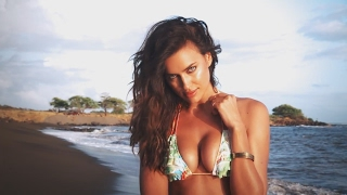 Irina Shayk - Uncovered - Sports Illustrated Swimsuit 2015