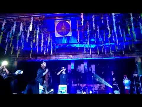 Fuck Buddy - Bosx1ne ft. Skusta Clee (LIVE) @GPP Mabalacat, Pampanga