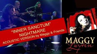 Acoustic version of Inner Sanctum (Nightmare) - Maggy Luyten & Friends