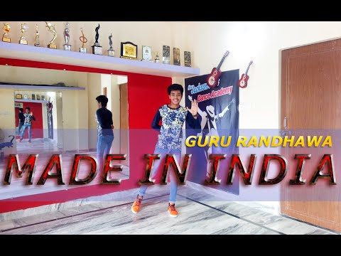 Guru Randhawa :- MADE IN INDIA || Elnaaz Norouzi || Dance Video || Hritik Joya