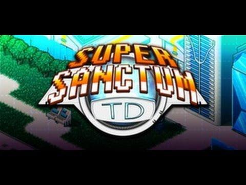 Think Fast: Retroactive (Super Sanctum TD)  