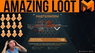 Massive Masterwork Loot Showcase: 12 Masterworks from Farming One mission!
