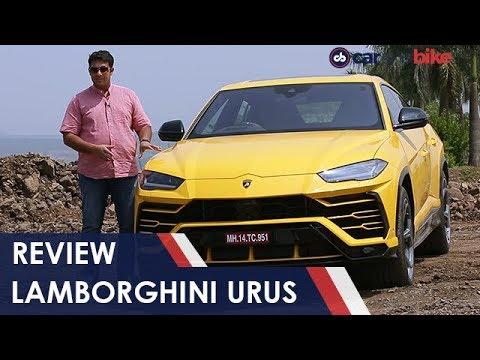 Lamborghini Urus India Review | NDTV carandbike