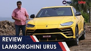 Lamborghini Urus India Review | NDTV carandbike