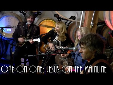 ONE ON ONE: Larry Campbell & Teresa Williams - Jesus On The Mainline 1/18/17 City Winery New York