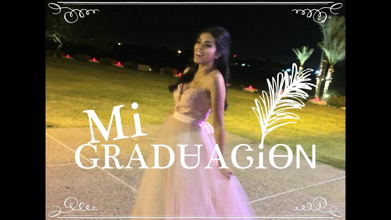 94967902a Mi Graduación!! - YouTube