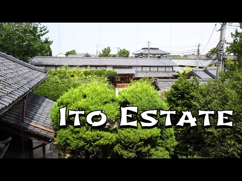 Beautiful Japanese Mansion from the Meiji Era