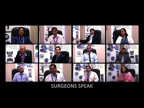 Surgeons speak
