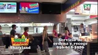 Mi Taco Ponchos. Taco De Alambre