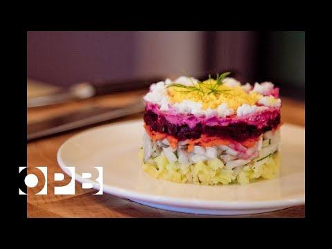 Recept salat pod shuboy
