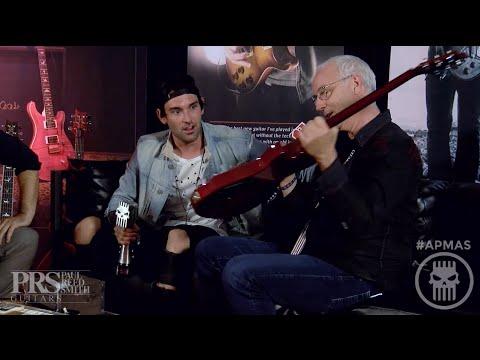 APMAs 2016 Interview: JACK FOWLER (SWS)   PRS Backstage Lounge