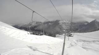 Visitamos la Estación de Esquí de Luchon Superbagneres