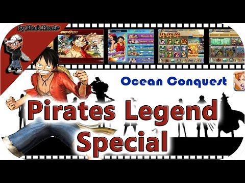 Pirates Legend Special - Account Zerlegen