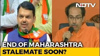 """Alliance Government In Maharashtra,"" Says BJP. Shiv Sena Sticks To 50:50"
