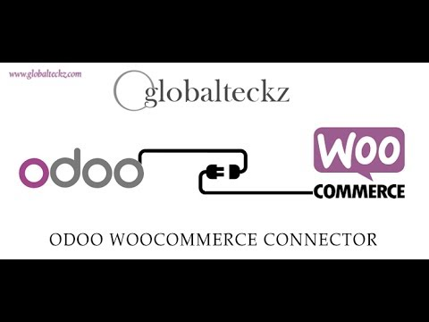 Odoo WooCommerce Connector - Complete Flow