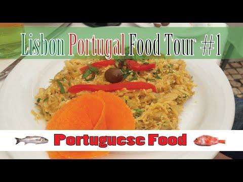 Lisbon Food Tour #1 - Da P.A Vlog