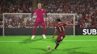 THE TALLEST GOALKEEPER IN FIFA 18!!! 7FT TALL - DAT BOI JR MEETS HIS RIVAL