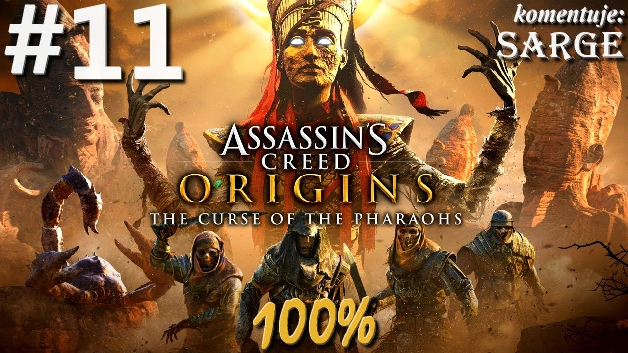 Zagrajmy w Assassin's Creed Origins: The Curse of the Pharaohs DLC (100%) odc. 11 – Skarby królestwa