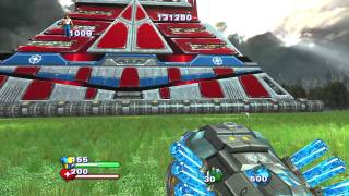 Serious Sam 2: Final Boss W/ Live Commentary