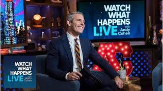 A #WWHL Fan Hits on Andy Cohen LIVE! | WWHL