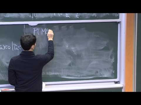 17. Stochastic Processes II