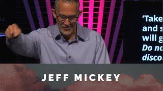 Powerful Prayers: I Surrender - Jeff Mickey