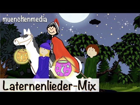 Laternenlieder Mix -