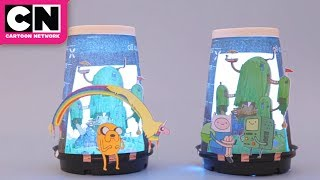 Microsoft MakeCode | Adventure Time DIY Lamp | Cartoon Network