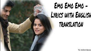 Emo Emo Emo - Lyrics with English translation||Raahu||Sid Sriram||Praveen Lakkaraju||Kriti Garg||