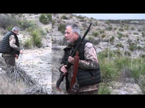 AIRGUN HUNT Javalina Hunt with the Badger Air Rifle