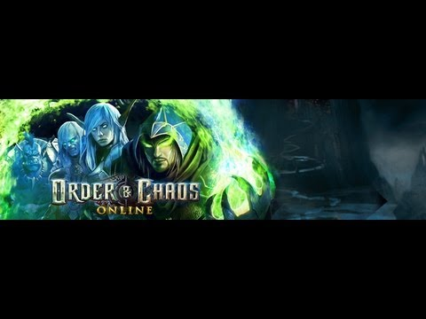 OUYA - Now On OUYA - Order And Chaos Online MMORPG