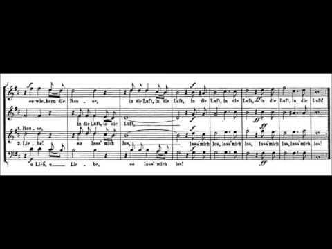 Mendelssohn -Three Songs from Op. 59 BBC Singers