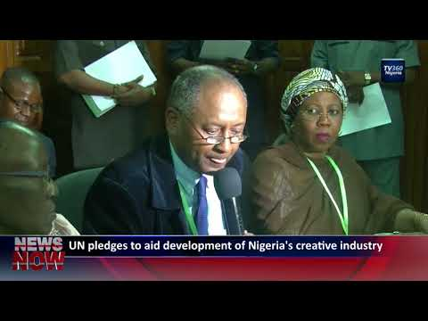 UN pledges to aid development of Nigeria's creative industry
